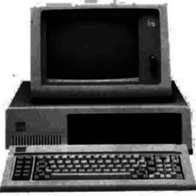 Evolución de la informática y los ordenadores timeline