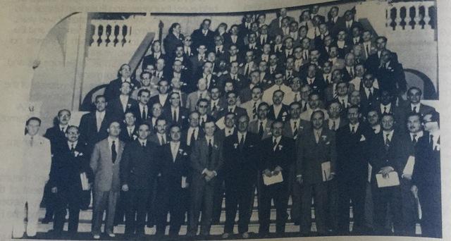 Primer Congreso Panamericano de Reumatología / First PANLAR's Congress