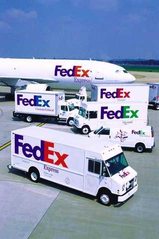 FedEx is Born