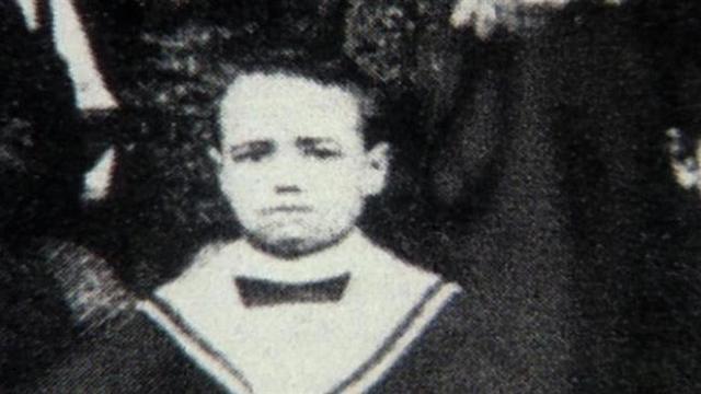 Benito Amilcare Andrea Mussolini birth