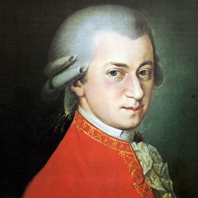 W.A. Mozart timeline