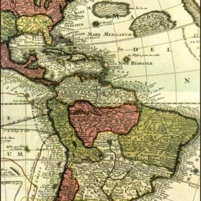 Descubrimiento y conquista de América 1492-1445 timeline