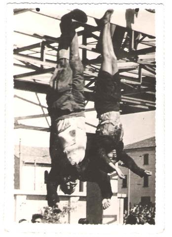Benito Mussolinis death