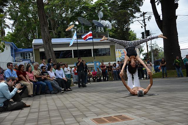 Inauguración Plaza Libertad de Expresión