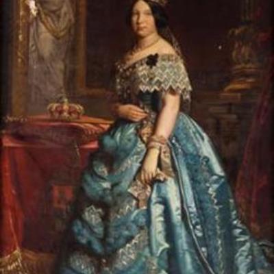 Reinado Isabel II. timeline