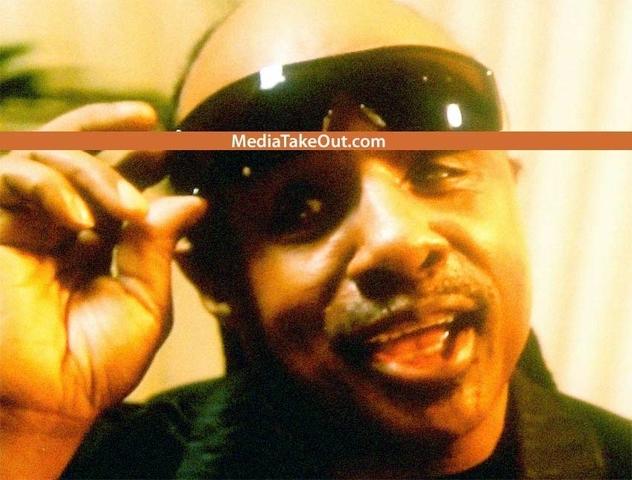 Stevie Wonder became blind