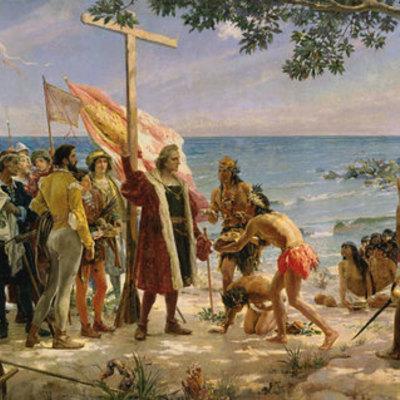 Cronologia sobre la conquista de América timeline