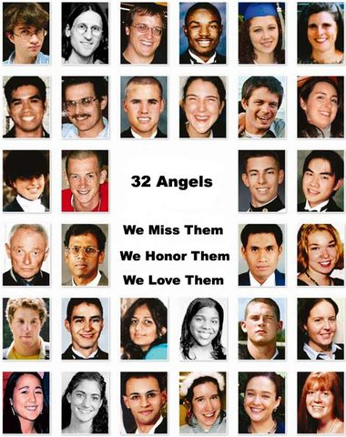 Virginia Tech Masacre
