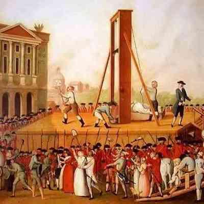 French Revolution: Radical Phase timeline