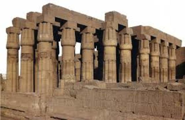 Temple of Amun-Re and Hypostyle Hall
