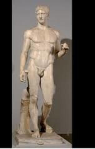 Doryphoros (Spear Bearer)