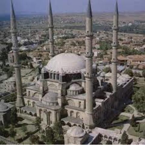 Mosque of Selim II