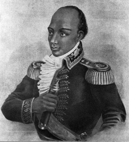 End of Haitian Revolution