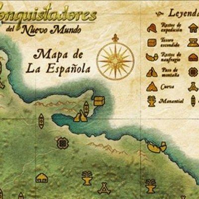 CONQUISTA DE AMERICA timeline