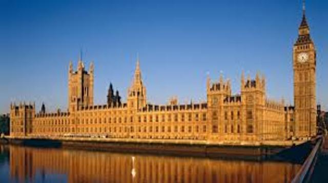 Palace of Westminster (parliament)