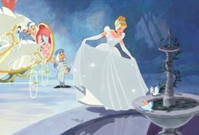 Cinderella timeline | Timetoast timelines Cinderella Running Away From The Ball