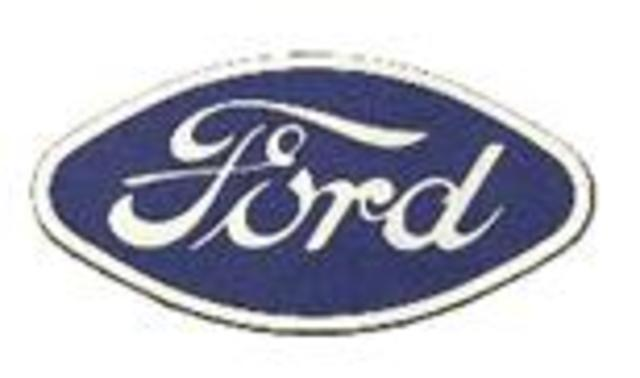 History of the ford logo timeline timetoast timelines for Ford motor company history background