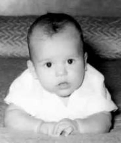 Born Neil Alden Armstrong