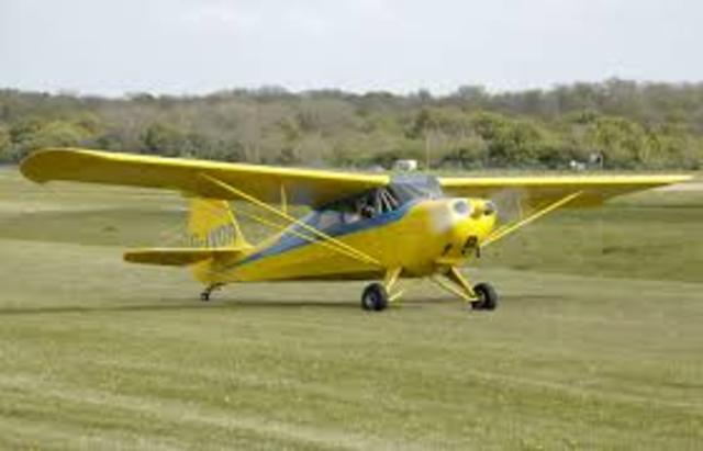 He developed a fascination with flight at an early age and earned his student pilot's license when he was 16
