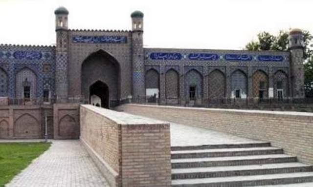 The Khans of Kokand Take Control