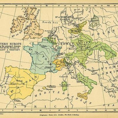 Spain in 18th and 19th centuries timeline
