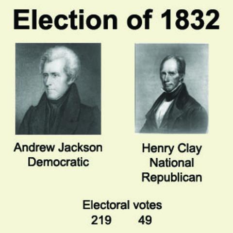 Jackson Reelection