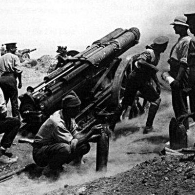 1ª Guerra Mundial timeline