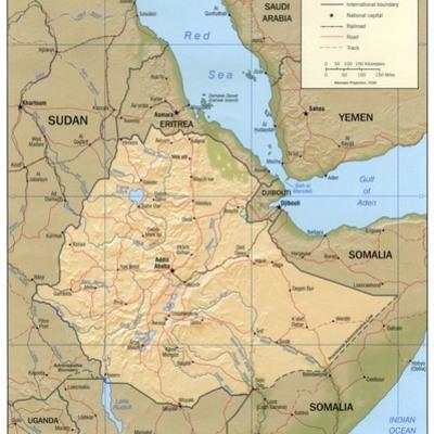 Ethiopia Timeline