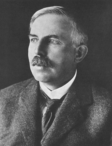 Ernest Rutherford (England/New Zealand)