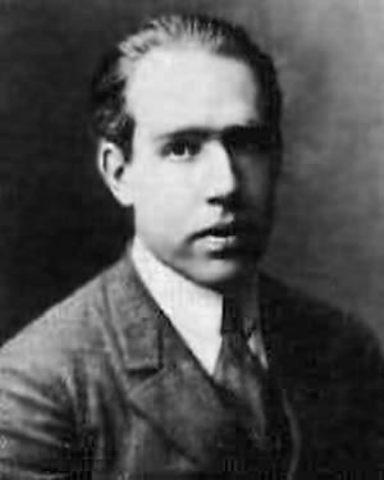 Niels Bohr (Denmark)