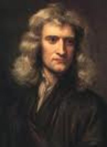 Sir Isaac Newton's Experiments and Theories
