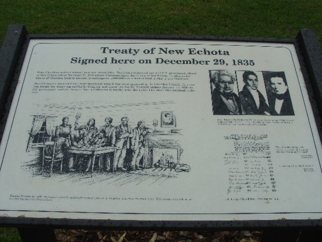 Treaty of Echota