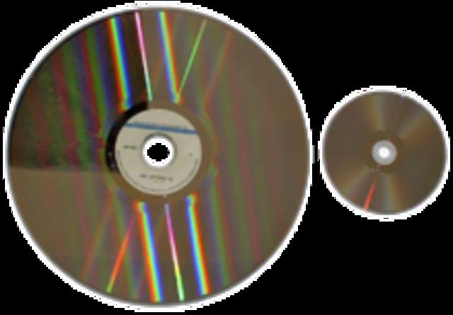 Laserdisc, Philips