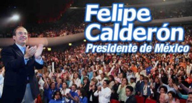 Transición política en México