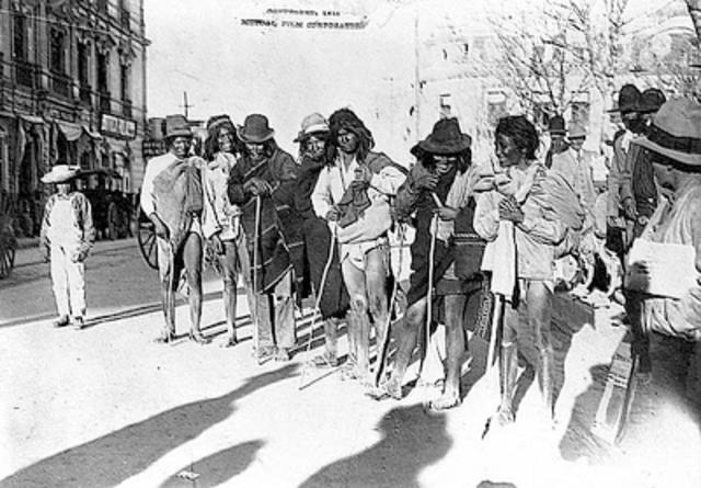 Guerrillas de los Yaquis