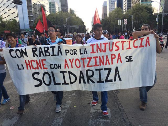 Ayotzinapa desaparecidos