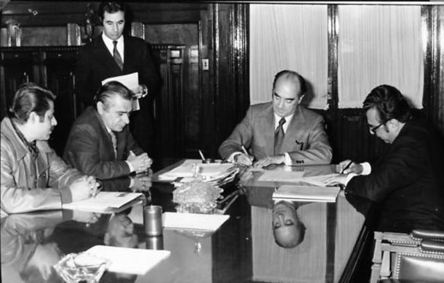 Nacionalizacion de la Banca.
