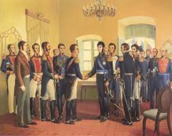 reunion del primer congreso