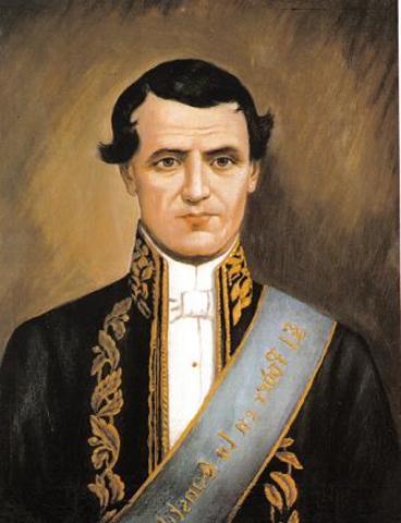 precidencia de Vicente Rocafuerte