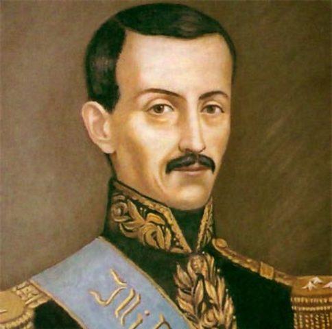presidente Jose Maria Urbina