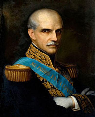 presidente Garcia Moreno