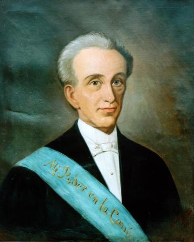 presidente Jeronimo Carrion
