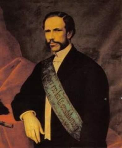 presidente Javier Espinosa