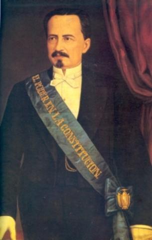 triunfo del progresista Antonio Borrero