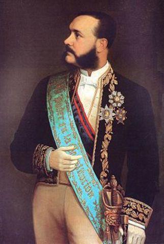 presidente José María Plácido