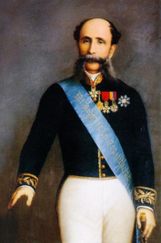 presidente Antonio Flores Jijón
