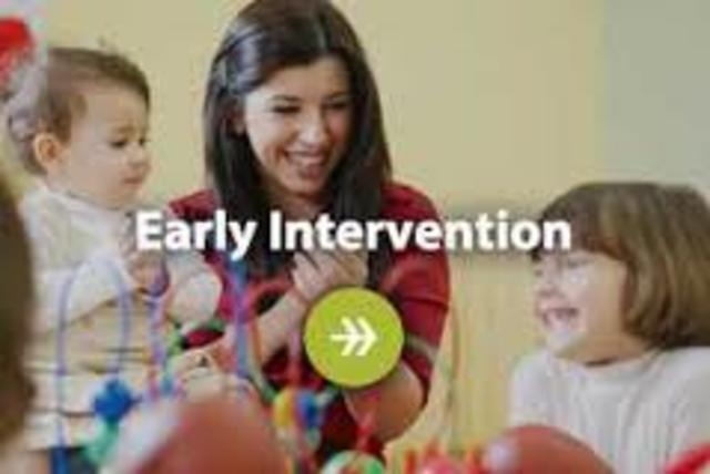 Education for all Handicapped Children Act - Early Childhood