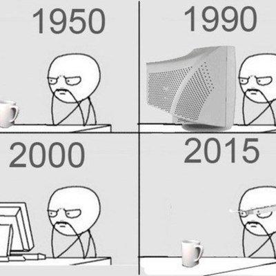 1950-1990 timeline