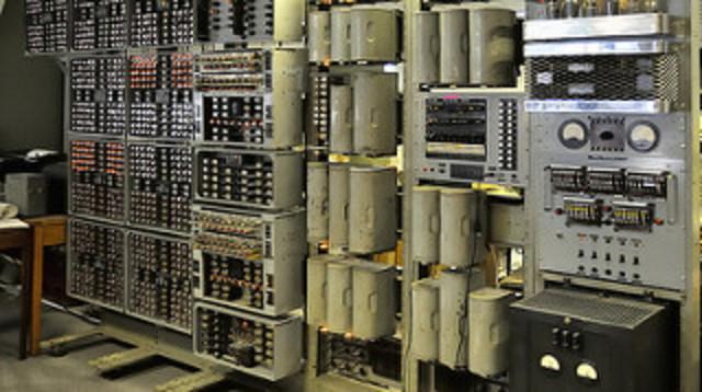 Vaccum Tube Computers