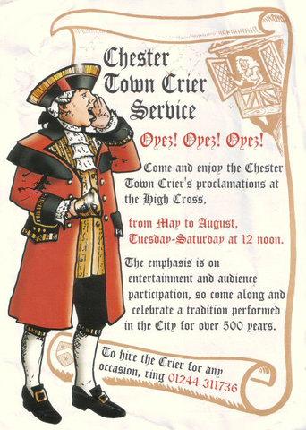 Town criers